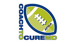 Coach to cure MD - About