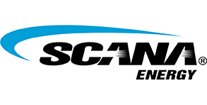 SCANA Energy blue black - About